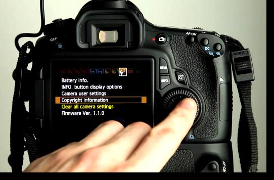 Cara Tepat Mereset Setting Kamera Dslr Kepengaturan Awal