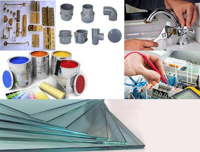 Electricals, Glass, Hardwares, Paints, Plumbing, PVC Pipes, kattakadainfo,