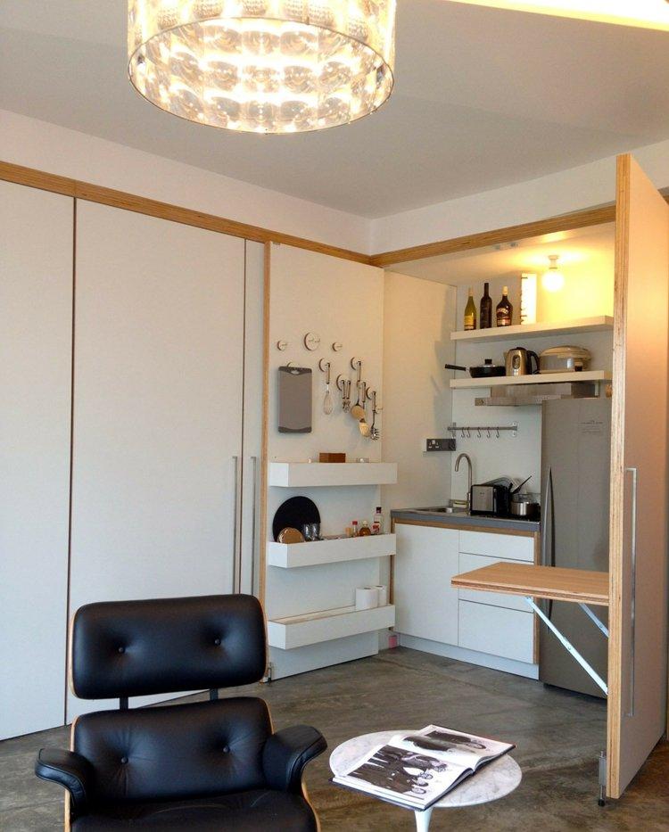 sehr kleines wohnzimmer einrichten ideen m belideen. Black Bedroom Furniture Sets. Home Design Ideas