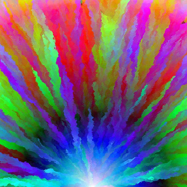 Rippling Colors Wallpaper Engine