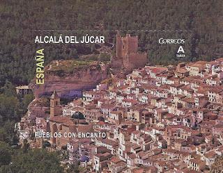 Sello Alcalá del Júcar