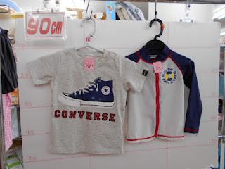 コンバース Tシャツ 90㎝