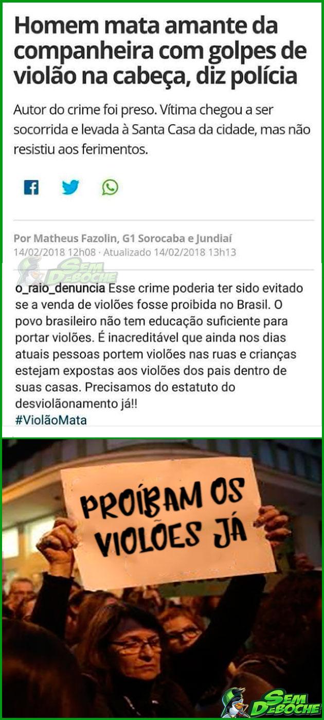 VIOLÃO MATA
