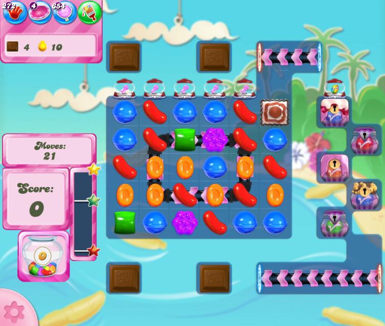 Candy Crush Saga level 2681