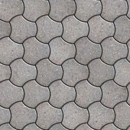 paving motif lengkung