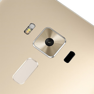 23MP f/2.0 Camera, Laser Auto Focus, Fingerprint Sensor