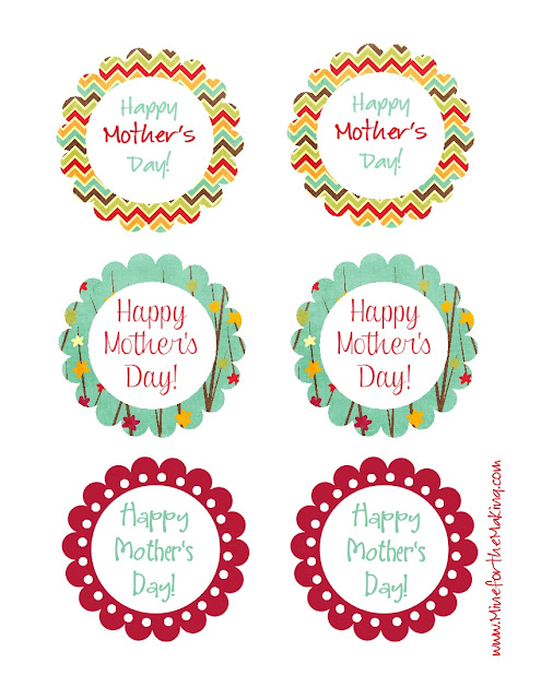 mother 39 s day tags printable mine for the making. Black Bedroom Furniture Sets. Home Design Ideas