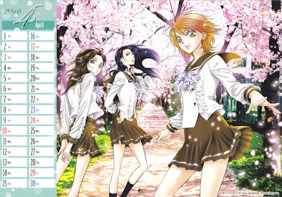 Abril: Skip Beat! de Yoshiki Nakamura