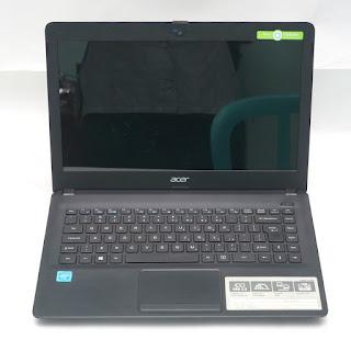Jual Laptop Bekas Acer One Z1402 C1RU