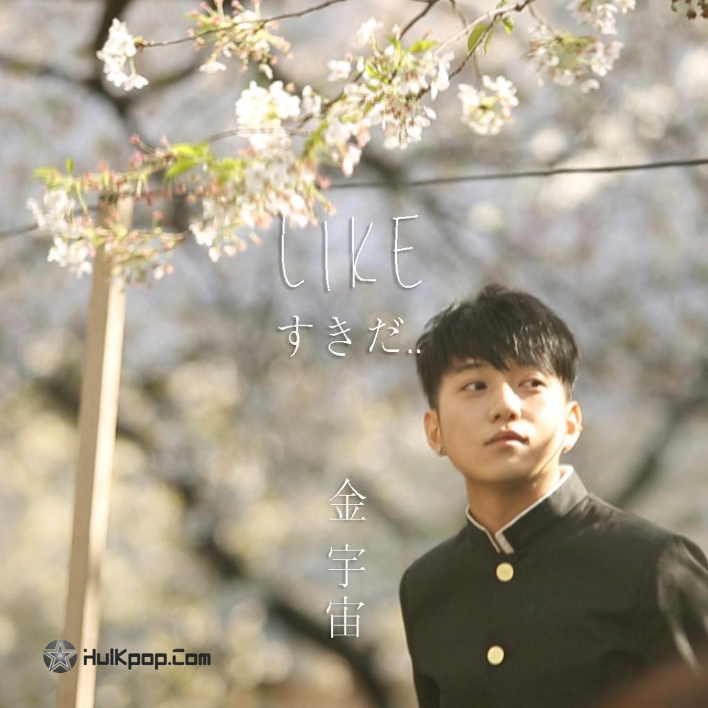 [Single] 김우주 (Kim Woo Joo) – 좋아해 (LIKE)