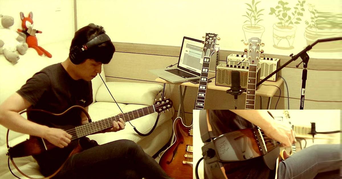 Cùng Yamaha chơi guitar mọi lúc mọi nơi