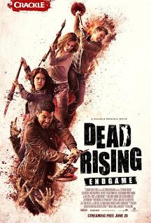 Film Dead Rising: Endgame (2016) BluRay Subtitle Indonesia