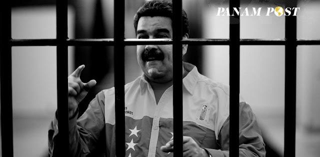 El mundo desconocerá a Maduro como presidente, se acelera su orden de captura