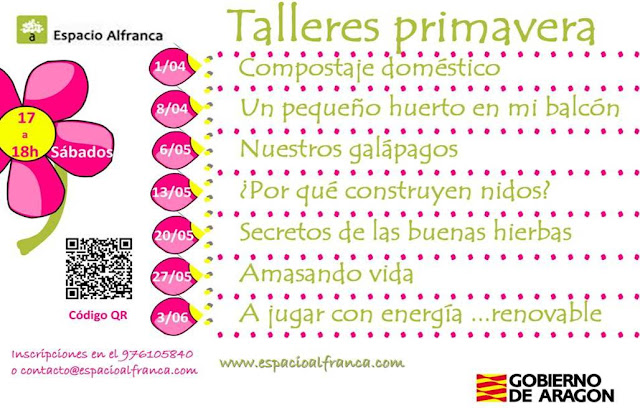 http://www.espacioalfranca.com/Actividades.aspx