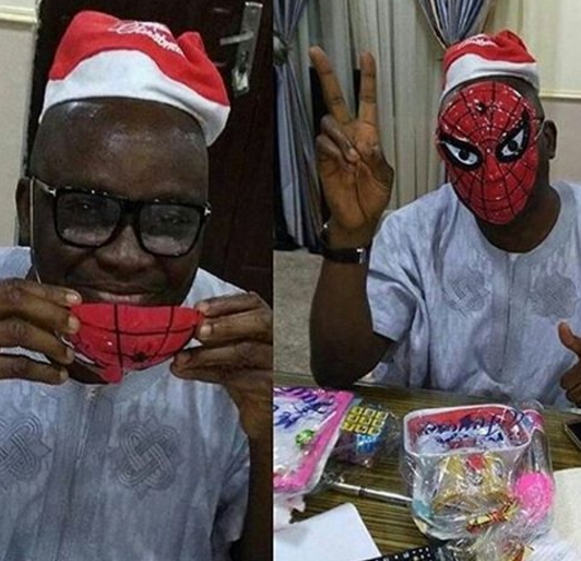 fayose spider man costume