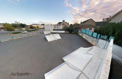 Skatepark Vierzon