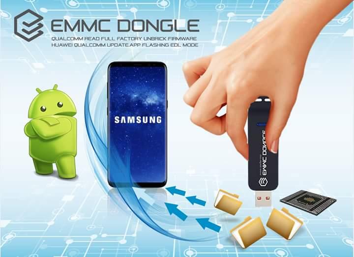 EMMC Dongle V 1.0.3 Released