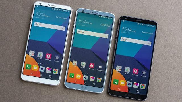 LG هواتف جديد سبأتكنلوجي