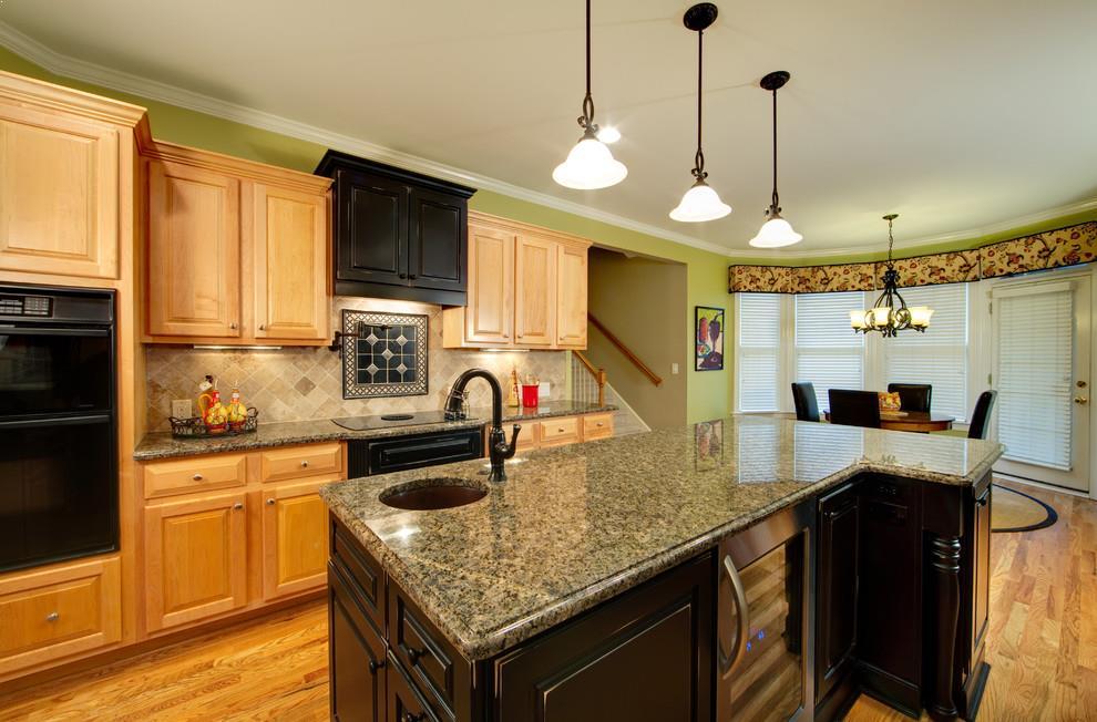 Kitchen Decorating Ideas With Black Appliances