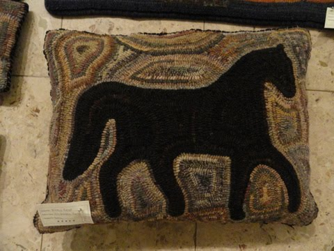 Primitives By The Light Of The Moon Rug Hooking And