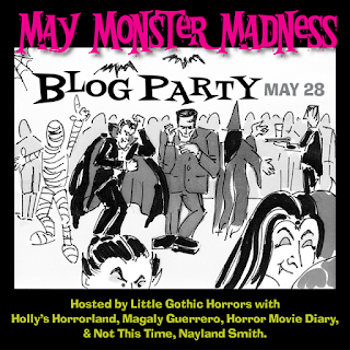 http://littlegothichorrors.blogspot.co.uk/2016/05/may-monster-madness-2016.html