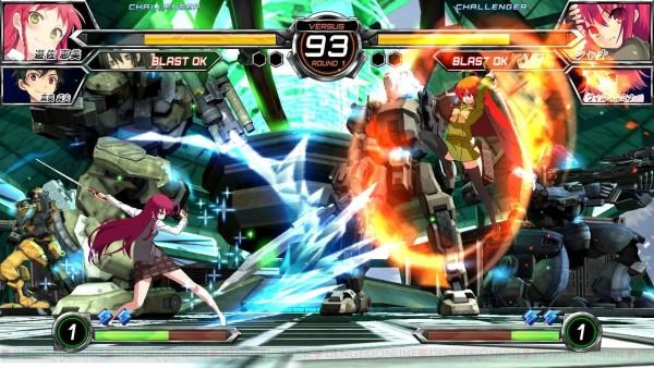 Azure Striker Gunvolt screenshot 1