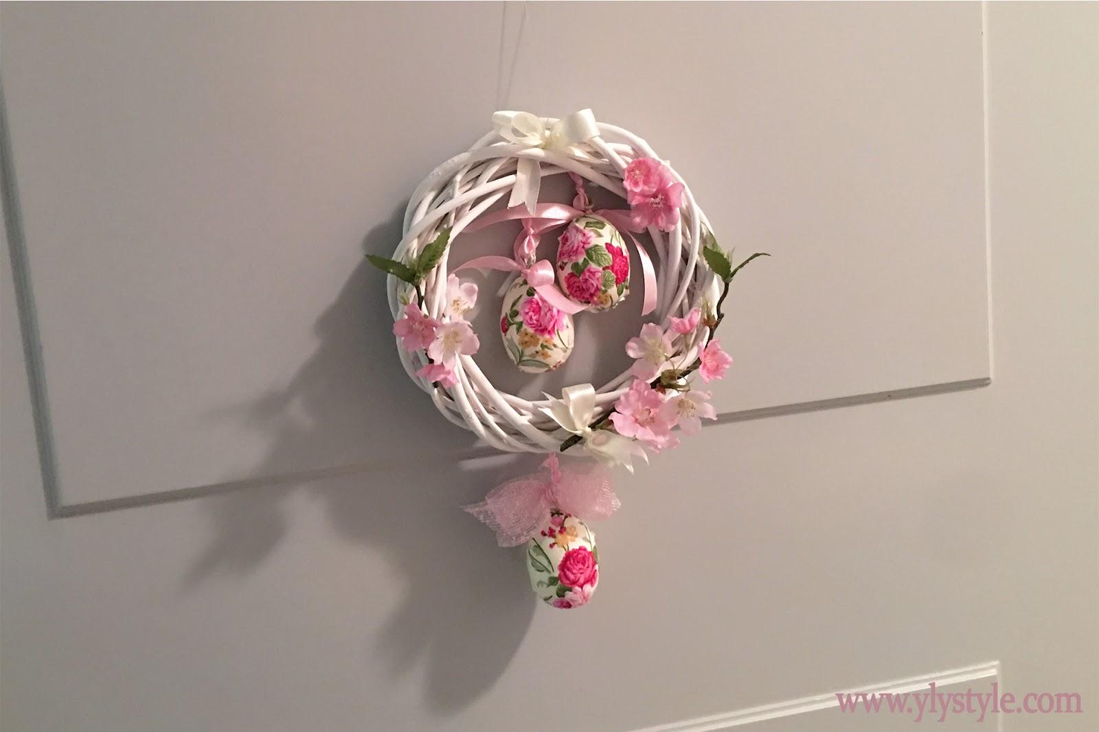 Ylystyle official website idee per semplici decorazioni for Decorazioni porta ingresso