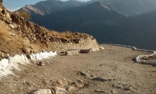 Sitio Arqueológico de Tumshukaico