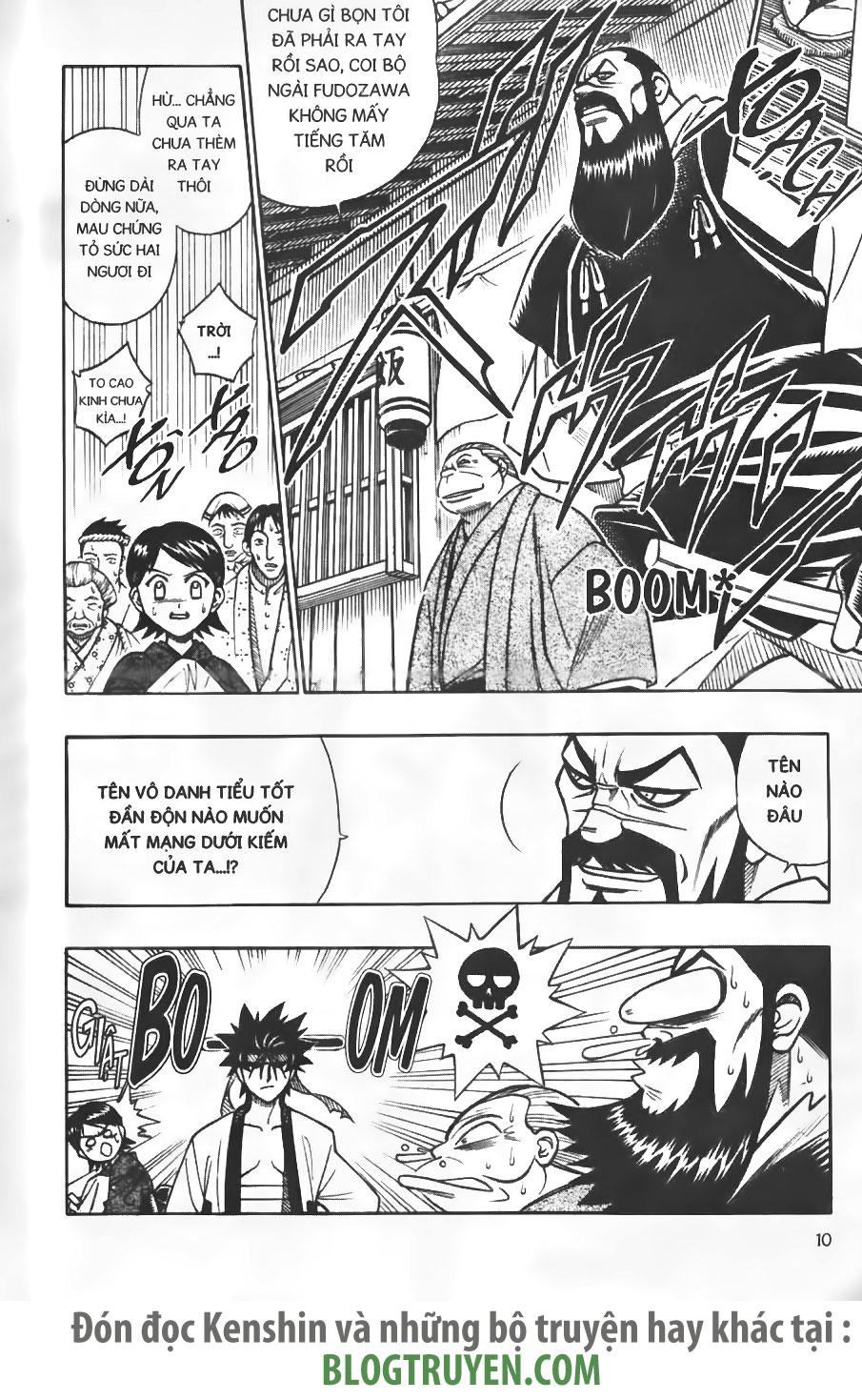 Rurouni Kenshin chap 228 trang 7