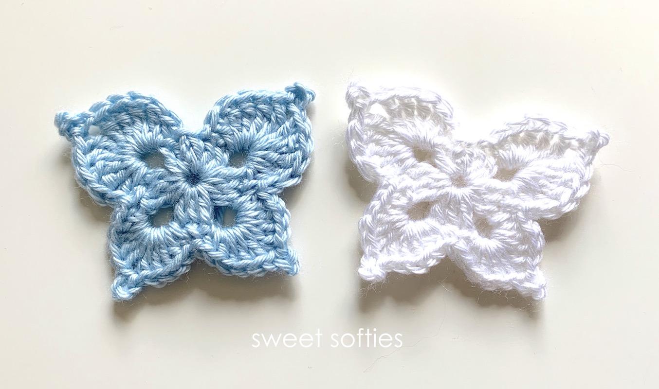 Crochet Butterfly Free Patterns | 800x1354