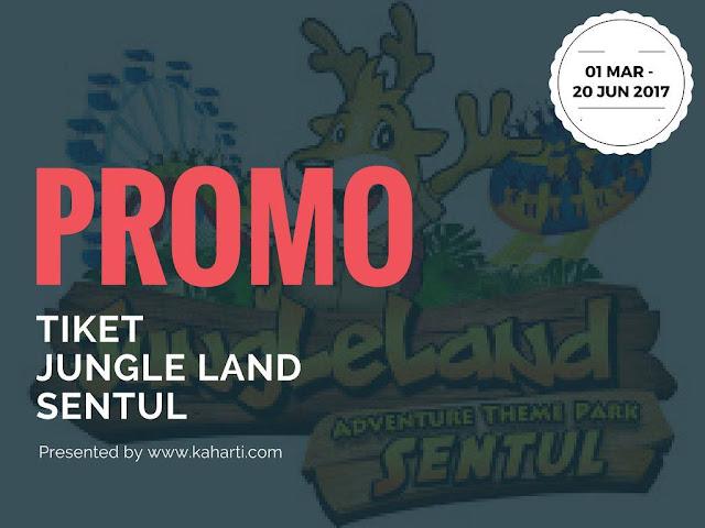 Harga TIket Masuk Jungleland Sentul Bogor [Promo 2017]