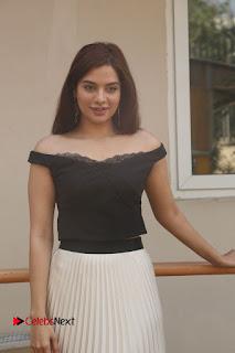 Telugu Actress Tanya Hope Stills at Appatlo Okadundevadu Audio Launch  0270.JPG