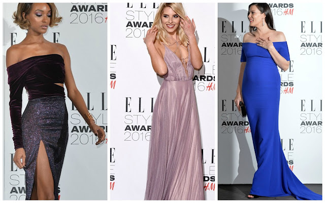 Elle Style Awards 2016 Mollie King
