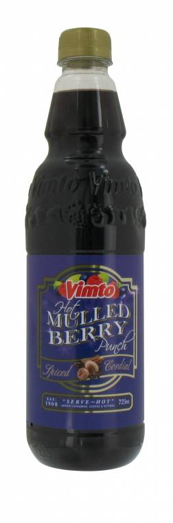 Vimto Launches Limited Edition Season Spice Punch