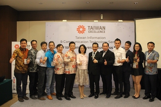 Communic Indonesia 2017: Taiwan Excellence Hadirkan 22 Perusahaan ICT Terkemuka