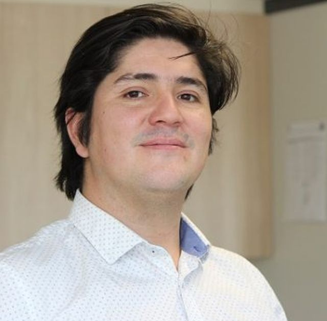 Rodrigo Barahona Seremi de Energía Los Lagos