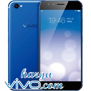 layar smartphone vivo x9