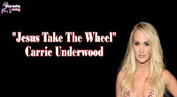 Jesus Take The Wheel By Carrie Underwood Music Bundle