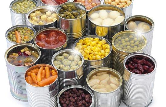 هل الطعام المعلب كالتونة ضار بالصحة ؟