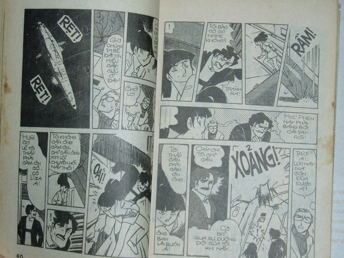 Siêu nhân Locke vol 10 trang 14