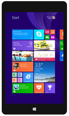 Notion Ink Windows 8.1 Tablet Specs