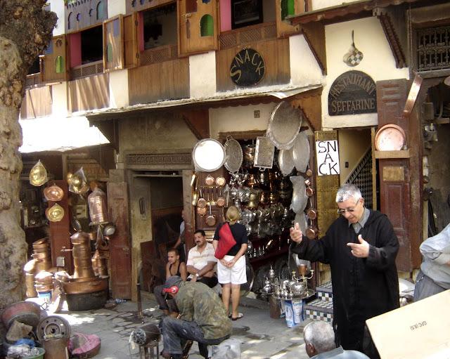 Fez, czyli w labiryncie starej medyny