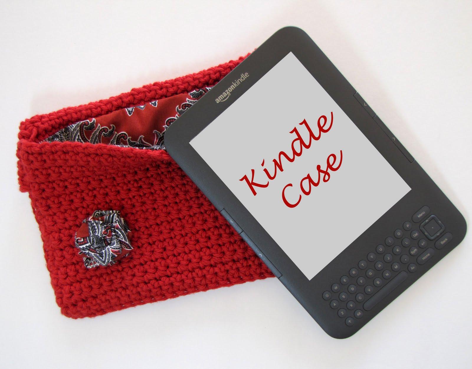 Kindle 2 Case: Sidetracked Artist: Ribbon Rose Tutorial