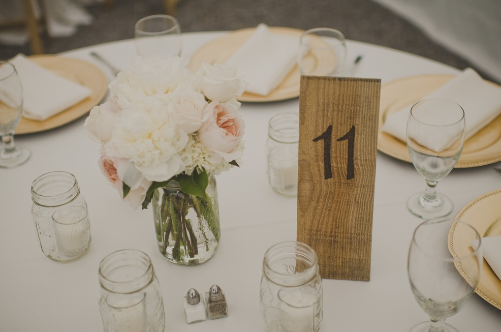 Diy Woodburned Table Numbers Oh Lovely Day