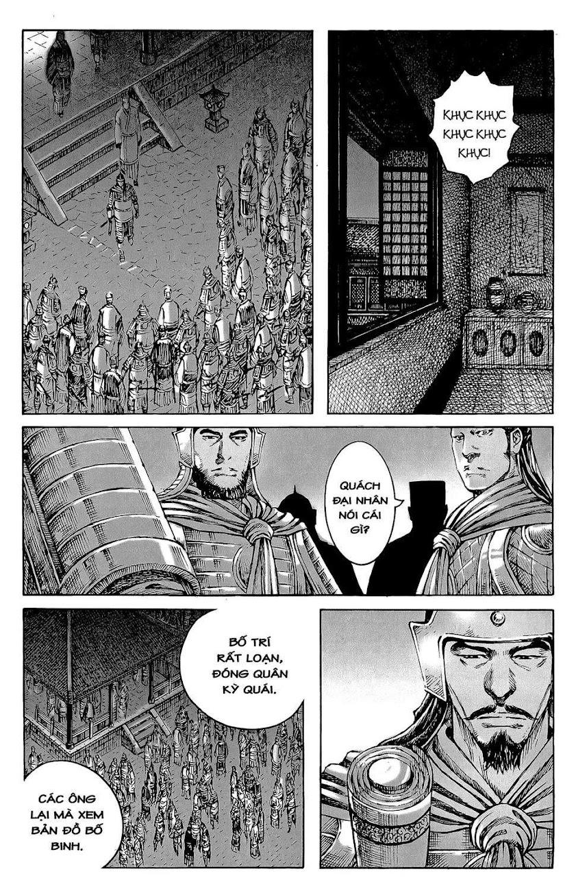 Hỏa phụng liêu nguyên Chương 372: Từ nha ai ca [Remake] trang 4