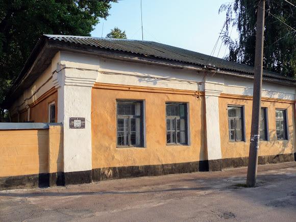 Нежин. Школа № 1 на ул. Гребёнки. Мастерские. 18 век