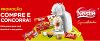 Promoção Compre e Concorra Nestlé Especialidades