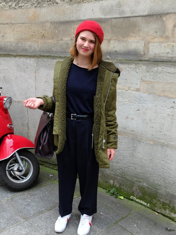 Style De Parisienne La Semaine Diary Fleur Jolie Le qzdxnpOt