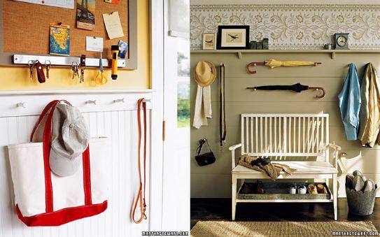 12 ideas para decorar el recibidor de tu casa ideas para for Idee per ingresso casa