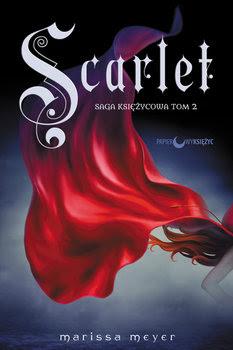 Scarlet- Marissa Meyer